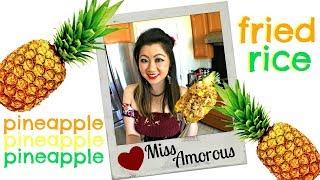 pineapple fried rice ♡