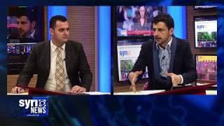 Intervista ne Syri Net i ftuar ne studio Zirkon Disha