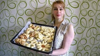 Как сделать булочки - 14 простых форм для булочек(Как лепить красивые булочки - 14 простых форм для булочек в домашних условиях. Смотрим наш видео рецепт и..., 2016-05-18T08:07:42.000Z)