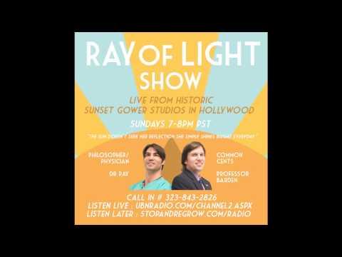 Ray of Light show - 020115 - Precision medicine