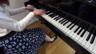 ナイト・オブ・ナイツ 耳コピして弾いてみた ピアノ ひぽさんふらわー [リクエストpart30]