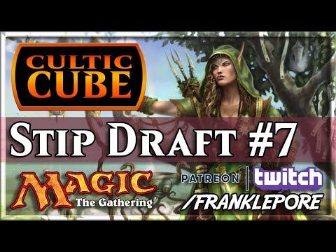 (Magic Online) Cultic Cube Stipulation Draft #7 - 5/30/20
