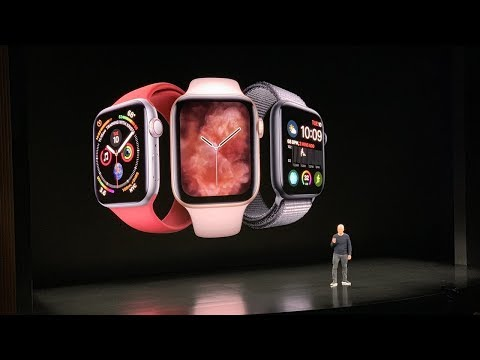 Apple Watch Series 5 Events