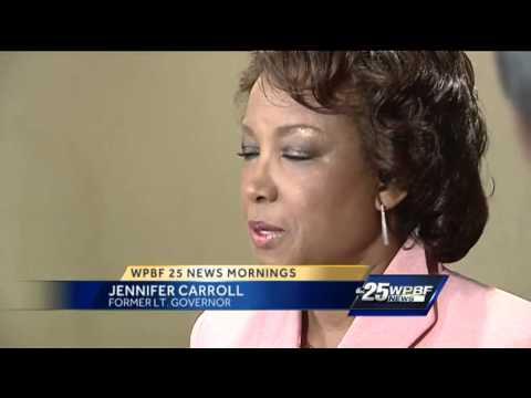 Jennifer Carroll speaks for first time since resignation