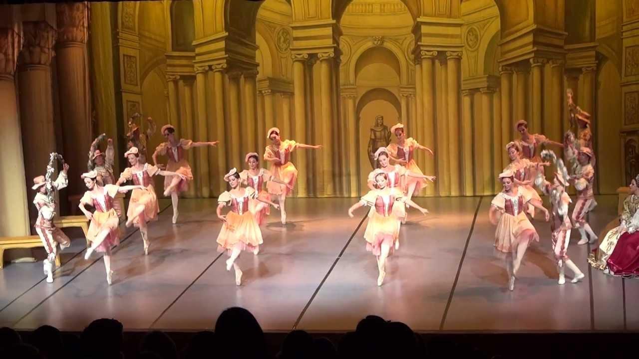 Годовщина, картинки вальс цветов из балета спящая красавица