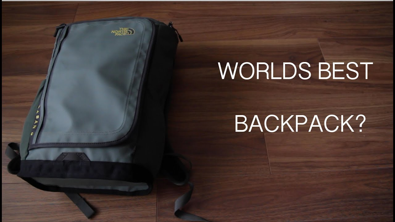 maxresdefault world's best backpack? (the north face) youtube north face fuse box charged backpack at crackthecode.co