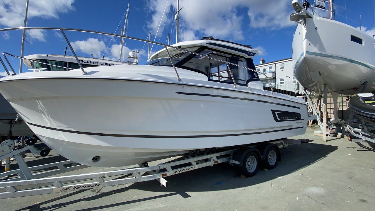 New Merry Fisher 795 Series 2 UK Debut