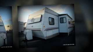 2002 Sunline Solaris T-260SR travel trailer RV for sale in Pennsylvania-Lerch RV