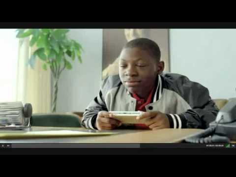 Bobb'e J. Thompson: New Sony PSP Commercial Kevin Butler Hires Bobby J.