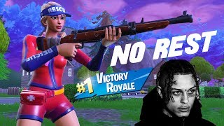 "Fortnite Montage - ""NO REST"" (Lil Skies)"