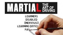 Specialist driving lessons in South West London for learner drivers with mobility issues.