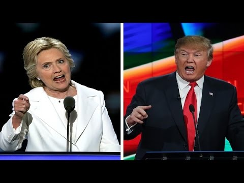 US Polls: Trump-Clinton neck-to-neck, battle intensifies