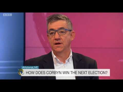 Arch-Blairite John McTernan: Corbyn will be Prime Minister