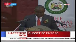CS Rotich: Treasury has made payments of bills in line with President Uhuru orders |#BudgetKE2019