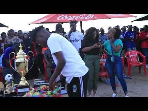 Golikipa Wa Yanga Ramadhan Kabwili Akinena Neno Kwenye Final Ya Navykenzo Cup