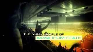 Nigeria vs South Africa @ the Akwa Ibom Int'l Stadium