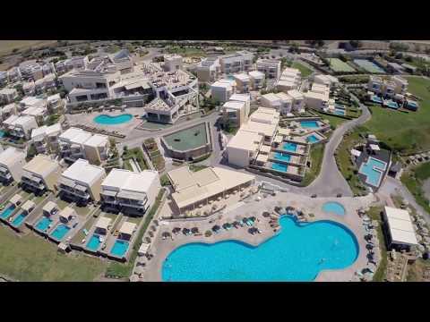 Royal Blue Resort & Spa in Rethymno Crete Greece