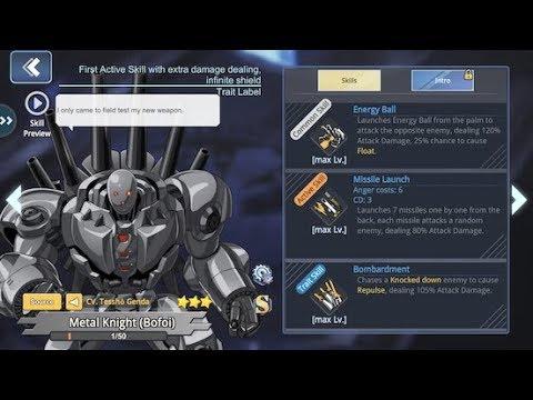 OPM - Metal Knight (Bofoi) Kit Detail
