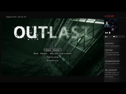 Hong Kong Henry Plays Outlast Part 1 (1 of 2)