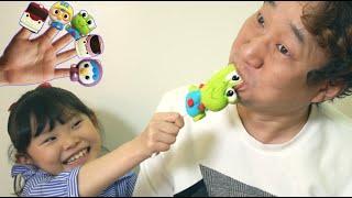 라임의 뽀로로 손가락 노래 finger family Nursery Rhymes | Kids Songs | LimeTube