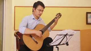 Hướng dẫn học guitar Song from secret Garden