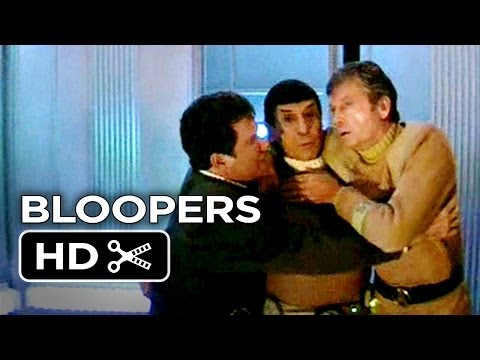 Star Trek V: The Final Frontier Bloopers (1989) - William Shatner, Leonard Nimoy Movie HD