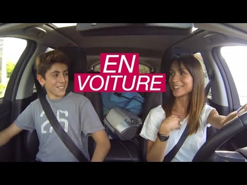EN VOITURE - Jennifer Lauret & Eliott