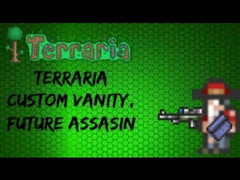 Terraria: Vanity clothes- Future Assasian.