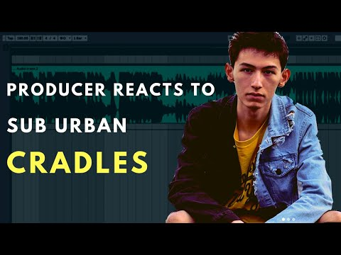 Producer Reacts To Sub Urban - Cradles | Beat Academy