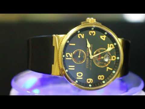 ULYSSE NARDIN MAXI MARINE CHRONOMETER 41MM - ломбард швейцарских часов Коллекционер