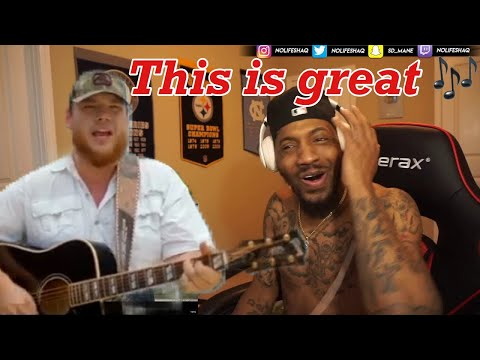 PROFESSOR REACTS To Luke Combs - When It Rains It Pours