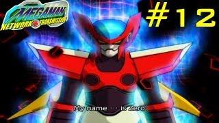 Mega Man Network Transmission - Part 12: MegaMan.EXE vs Zero.EXE!