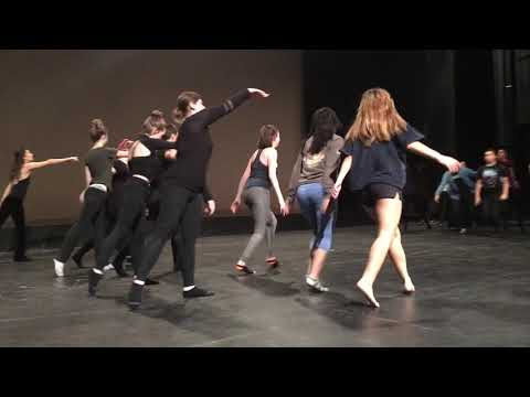 Building Community Through Dance with West Valley College