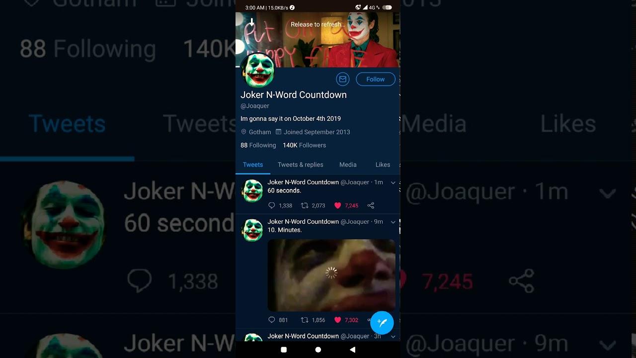 Joaquer Finally Said It Youtube