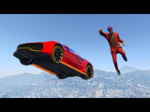 GETTING HACKED IN RACES! (GTA 5 Online)