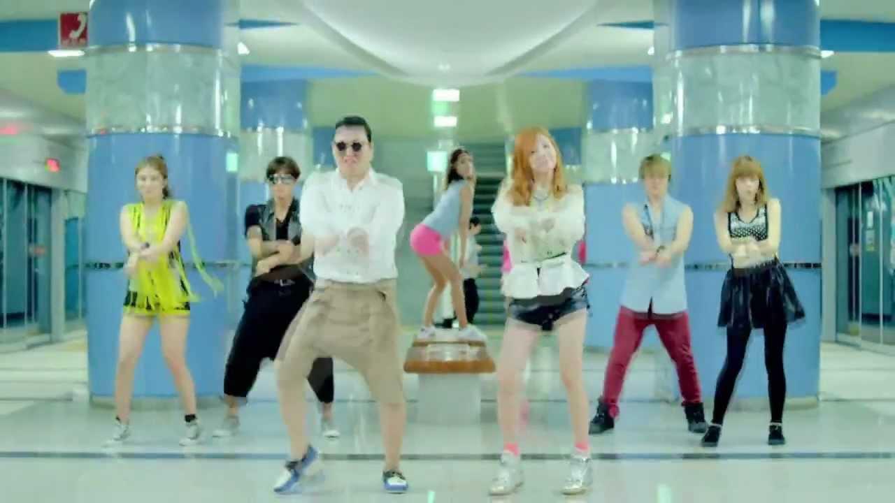 гангам стайл клип танцуют проститутки