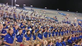 KU Marching Jayhawks Home on the Range