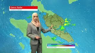 MET MALAYSIA - Laporan Cuaca 22 Oktober 2021 screenshot 5