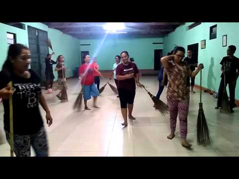 Workshop Tari Dewasa prepare Film Drama Musikal Prajurit Hijau