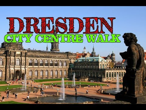 Dresden | Sunday walk in City Centre