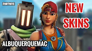 NEW SKIN REAVAILED and NEW SKIN SPARK SHOP TODAY'S FORTNITE 09/02 UPDATED ITEMS STORE TODAY