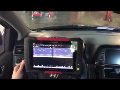 2007 Honda Odyssey ABS activation problem