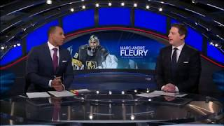 Marc-Andre Fleury Left A Lasting Legacy With The Penguins