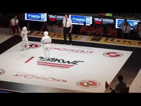 Ashihara Karate World Championships  - Kumite Finals - Best moments
