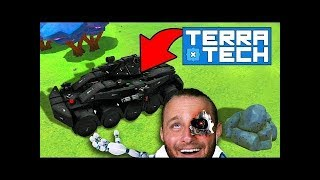 SSundee - NEW TECH!! Upgrading All The Things!   TerraTech #12