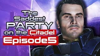 Kaidan Gets Shot Dead - Saddest Party On The Citadel Episode 5