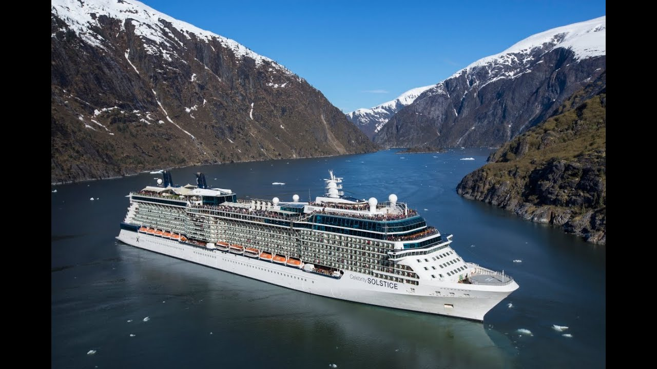 Image result for celebrity solstice alaska
