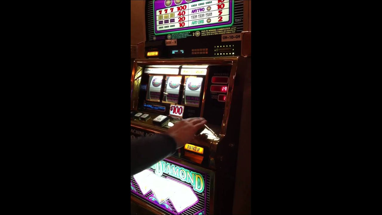 Diamond Jackpot Slot Machine