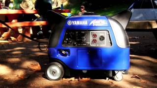 Yamaha Generators - A Powerful Tradition of Excellence