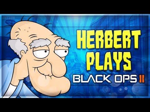 Herbert the Pervert Plays Black Ops 2